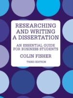 Researching and Writing a Dissertation av Colin Fisher (Heftet)