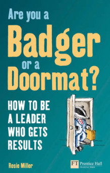 Are You a Badger or a Doormat? av Rosie Miller (Heftet)
