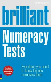 Brilliant Numeracy Tests av Rob Williams (Heftet)