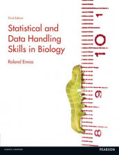Statistical and data handling skills in biology av Roland Ennos (Heftet)