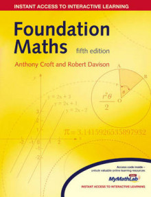 Foundation Mathematics Pack av Anthony Croft og Robert Davison (Blandet mediaprodukt)