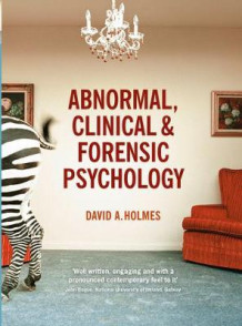 Abnormal, Clinical and Forensic Psychology with Student Access Card av David A. Holmes (Blandet mediaprodukt)