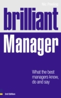 Brilliant Manager 3e av Nick Peeling (Heftet)