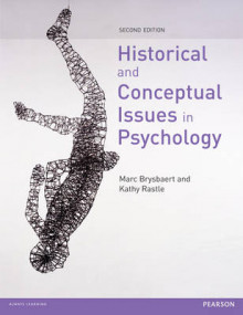 Historical and Conceptual Issues in Psychology av Marc Brysbaert og Kathy Rastle (Heftet)