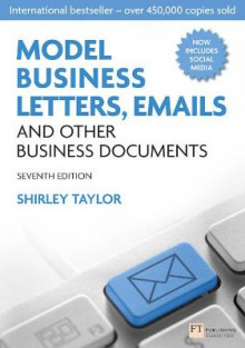 Model Business Letters, Emails and Other Business Documents av Shirley Taylor (Heftet)