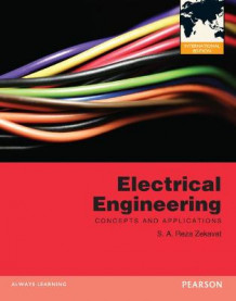 Electrical Engineering: Concepts and Applications av S. A. Reza Zekavat (Heftet)