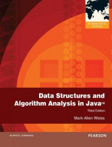 Data Structures and Algorithm Analysis in Java av Mark Allen Weiss (Heftet)