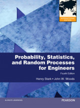 Omslag - Probability and Random Processes with Applications to Signal Processing: International Version