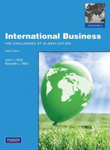 International Business with MyIBLab av John Wild og Kenneth L. Wild (Blandet mediaprodukt)