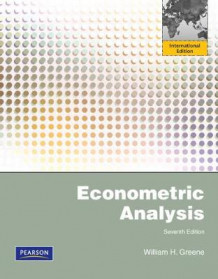 Econometric Analysis av William H. Greene (Heftet)