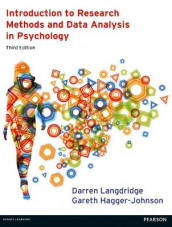 Introduction to Research Methods and Data Analysis in Psychology 3rd edn av Gareth Hagger-Johnson og Darren Langdridge (Heftet)