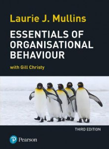 Essentials of Organisational Behaviour av Laurie J. Mullins (Heftet)