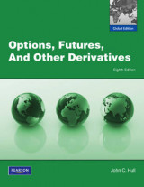 Omslag - Options, Futures and Other Derivatives: Global Edition