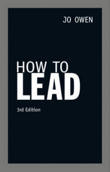 How to Lead (TPB) av Jo Owen (Heftet)