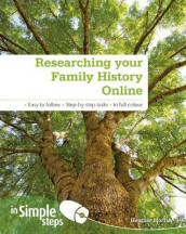 Researching your Family History Online In Simple Steps av Heather Morris (Heftet)