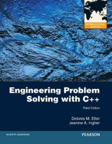 Engineering Problem Solving with C++ av Delores M. Etter og Jeanine A. Ingber (Heftet)