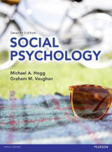 Omslag - Social Psychology with MyPsychLab 7/e