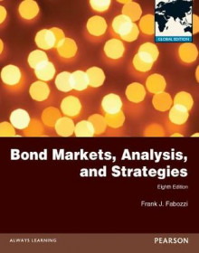 Bond Markets, Analysis and Strategies av Frank J. Fabozzi (Heftet)