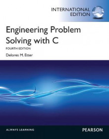 Engineering Problem Solving with C: International Edition av Delores M. Etter (Heftet)