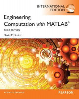 Omslag - Engineering Computation with MATLAB
