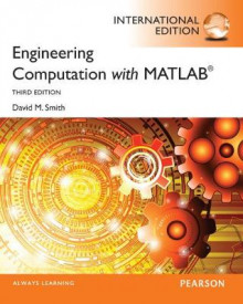 Engineering Computation with MATLAB av David M. Smith (Blandet mediaprodukt)