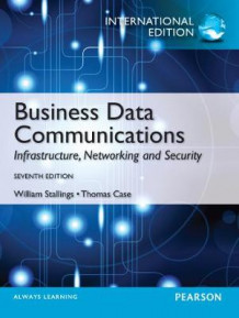 Business Data Communications av Thomas L. Case og William Stallings (Blandet mediaprodukt)