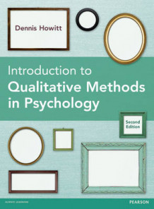Introduction to Qualitative Methods in Psychology av Dennis Howitt (Heftet)