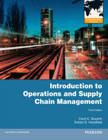 Introduction to Operations and Supply Chain Management av Cecil B. Bozarth og Robert B. Handfield (Heftet)