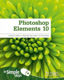Photoshop Elements 10 in Simple Steps av Joli Ballew og Ken Bluttman (Heftet)