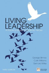 Omslag - Living Leadership
