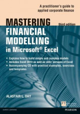 Omslag - Mastering Financial Modelling in Microsoft Excel