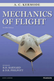 Mechanics of Flight av A.C. Kermode, R.H. Barnard og D.R. Philpott (Heftet)