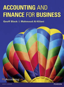 Accounting and Finance for Business with MyAccountingLab Access Card av Geoff Black og Mahmoud Al-Kilani (Blandet mediaprodukt)