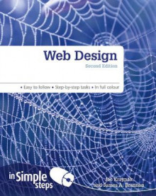 Web Design in Simple Steps av Joe E. Kraynak (Heftet)