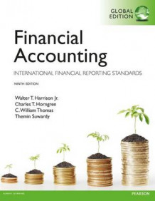 Financial Accounting with MyAccountingLab av Walter T. Harrison, Charles T. Horngren, Bill Thomas og Themin Suwardy (Blandet mediaprodukt)