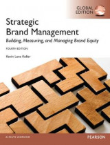 Omslag - Strategic Brand Management: Global Edition