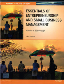 Essentials of Entrepreneurship and Small Business Management: Horizon Edition av Norman M. Scarborough (Heftet)