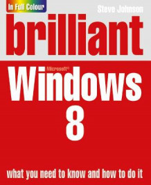 Brilliant Windows 8 av Steve Johnson (Heftet)