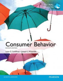 Consumer Behavior, Global Edition av Leon G. Schiffman og Leslie Kanuk (Heftet)