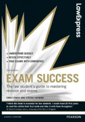 Law Express: Exam Success (Revision Guide) av Stefan Fafinski og Emily Finch (Heftet)