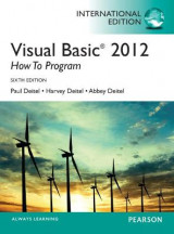 Omslag - Visual Basic 2012 How to Program
