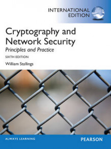 Cryptography and Network Security av William Stallings (Blandet mediaprodukt)