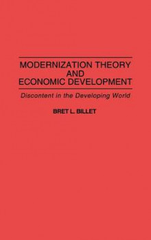 Modernization Theory and Economic Development av Bret L. Billet (Innbundet)