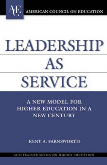 Leadership as Service av Kent A. Farnsworth (Innbundet)