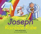 Omslag - Joseph and the Rainbow Robe