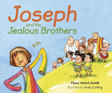 Omslag - Joseph and the Jealous Brothers