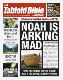 The Tabloid Bible av Nick Page (Heftet)