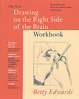 New Drawing on the Right Side of the Brain Workbook av Betty Edwards (Heftet)