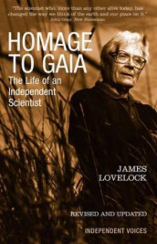 Homage to Gaia av James Lovelock (Heftet)