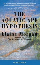 Omslag - The Aquatic Ape Hypothesis